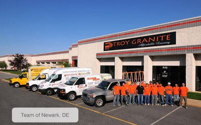 10 Reasons to Choose Troy Granite