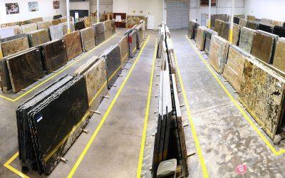 Troy Granite's Work Process